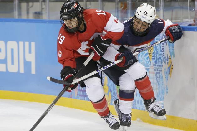 Canada vs. Switzerland Women's Hockey: TV, Live Stream Info and Preview
