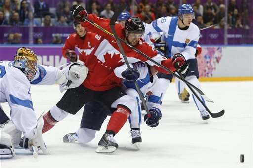 Olympic Hockey 2014: How Team Canada Can Jump-Start Its Lackluster Offense