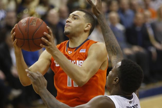 It's Time to Move Tyler Ennis into the Elite Group of 2014 NBA Draft Prospects