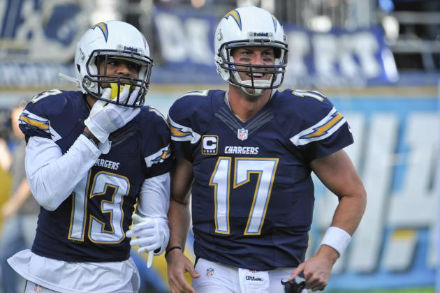 WR Still a Big Need for San Diego Chargers Despite Keenan Allen's Emergence