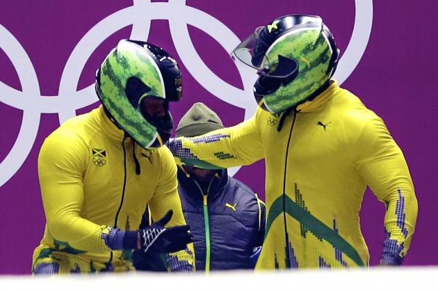 Jamaican Bobsled Team Doesn't Need Medal to Be Winner in Sochi