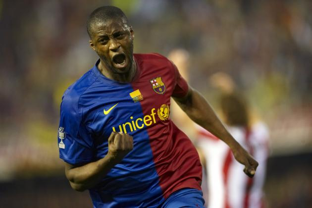 Imagining a Barcelona Team If They Had Not Sold Yaya Toure to Manchester City