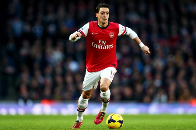 Who Is Better: Mesut Ozil or Mario Gotze?