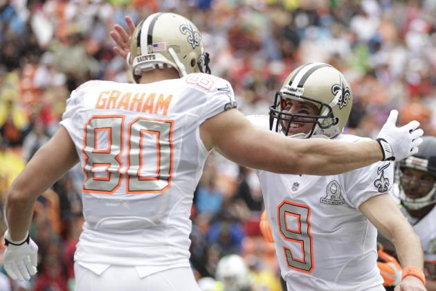 NFL Free Agency: Breaking Down Jimmy Graham's Value in Free Agency