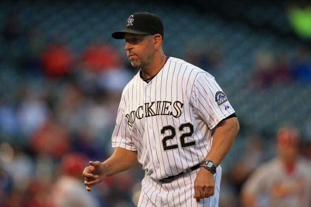 Walt Weiss Likes What He Sees in Colorado Rockies for 2014