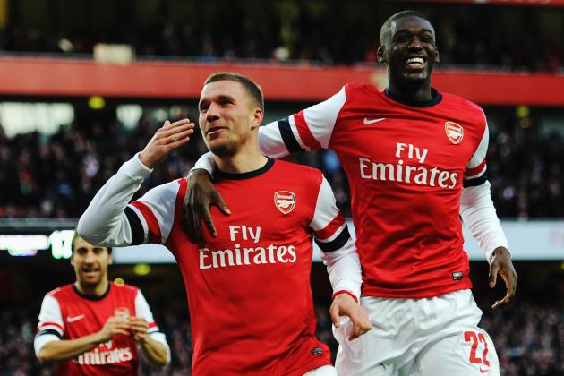 FA Cup Fifth Round Standout Stats: Home Comforts Help Arsenal Progress