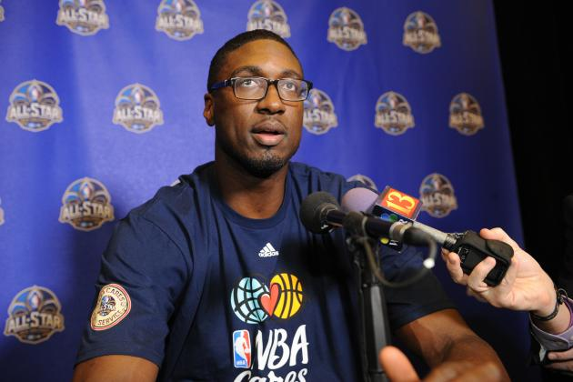 Roy Hibbert Calls Georgetown 'Mount Rushmore of Bigs'