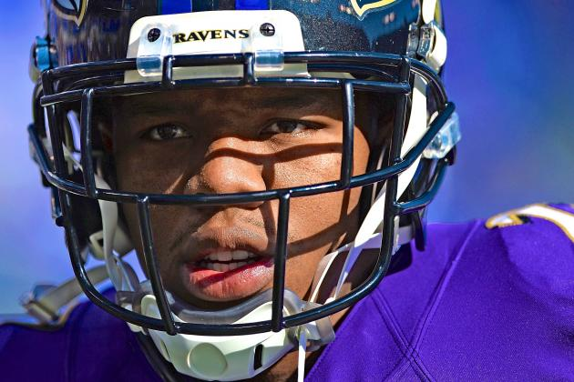 Ray Rice Arrested After Altercation in Atlantic City Casino