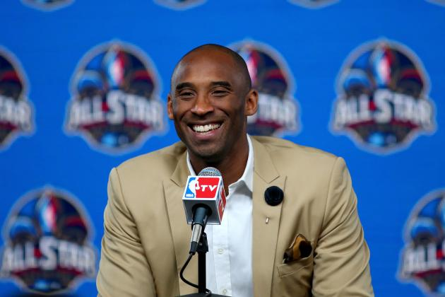 Kobe Names His NBA Mt. Rushmore