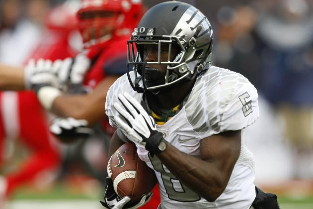 De'Anthony Thomas' Playmaking Ability Will Allow Star to Thrive in NFL