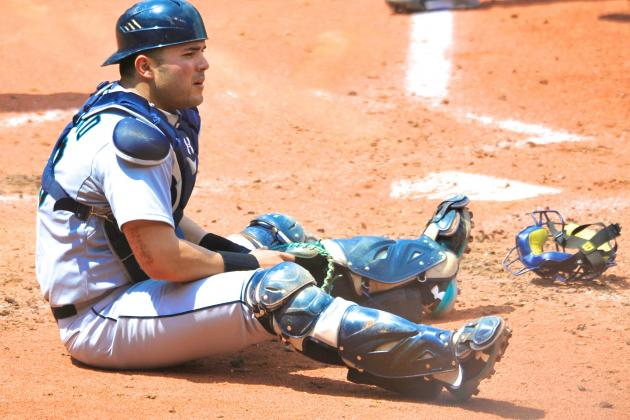 Jesus Montero: Former Top Prospect Is His Own Worst Enemy