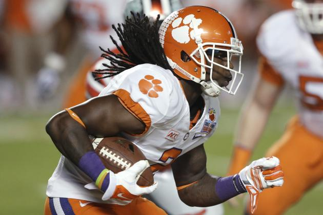 Sammy Watkins' Big-Play Ability Makes Him Top Receiver in 2014 NFL Draft