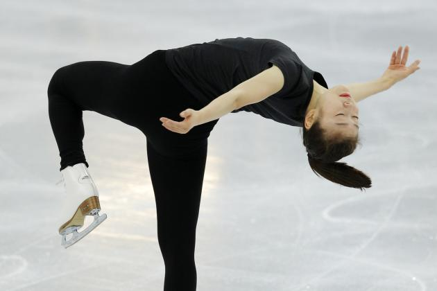 Winter Olympics Figure Skating 2014: Power Ranking Top Women's Contenders