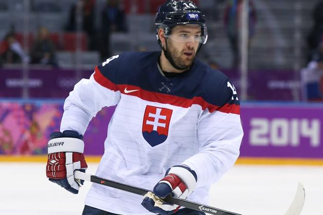 Slovakia's Meszaros Regrets Effort Against USA and Slovenia