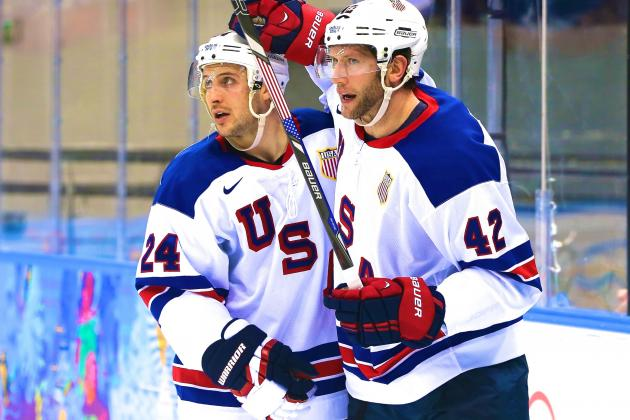 Olympic Hockey 2014: Breaking Down Team USA's Road to a Gold Medal