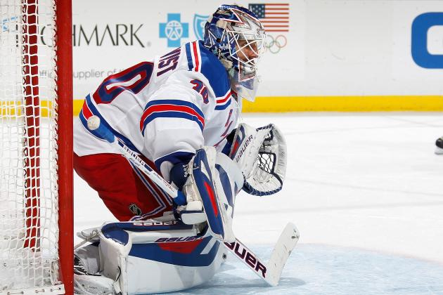 Henrik Lundqvist Eyes 300-Win Mark Following the Sochi Olympics