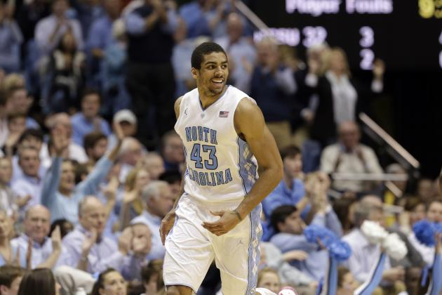 UNC Basketball: What James Michael McAdoo's Rise Means for Tar Heels in 2013-14