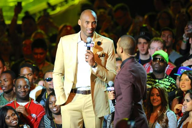 Kobe Bryant Says He'd Try 3-Point Contest, Teases Marco Belinelli
