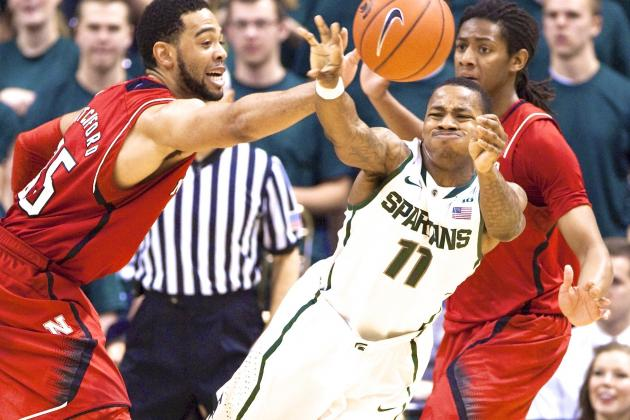 How Michigan and Michigan State Upsets Shake Up the 2013-14 Big Ten Title Race
