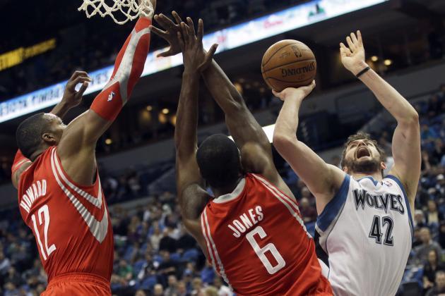 Is Houston Rockets' Poor Perimeter Defense Negating Dwight Howard's Impact?