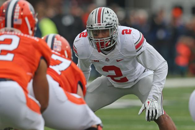 Ohio State Football: Who Will Replace Ryan Shazier in Starting Lineup in 2014?