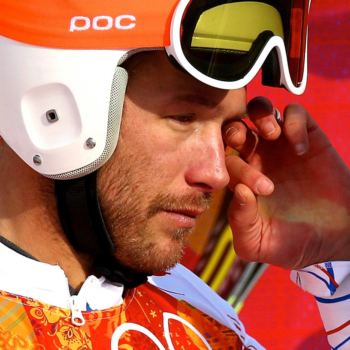 Bode Miller: Bode Miller Brought To Tears During Post-Race Interview