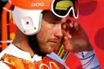 Bode Miller Brought to Tears in Interview