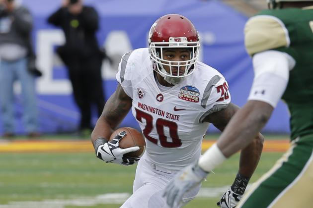 Deone Bucannon Scouting Report: NFL Outlook for Washington State S