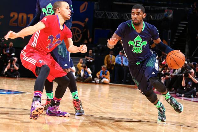 NBA All-Star Game 2014: Score, Grades and Analysis for East vs. West