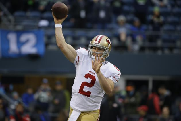 San Francisco 49ers: Free-Agent Options at Backup Quarterback
