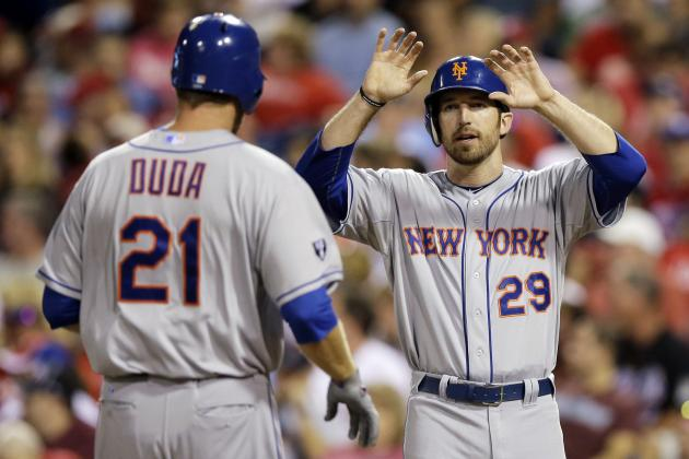 Predicting the New York Mets' 1st Base Outcome: Ike Davis or Lucas Duda