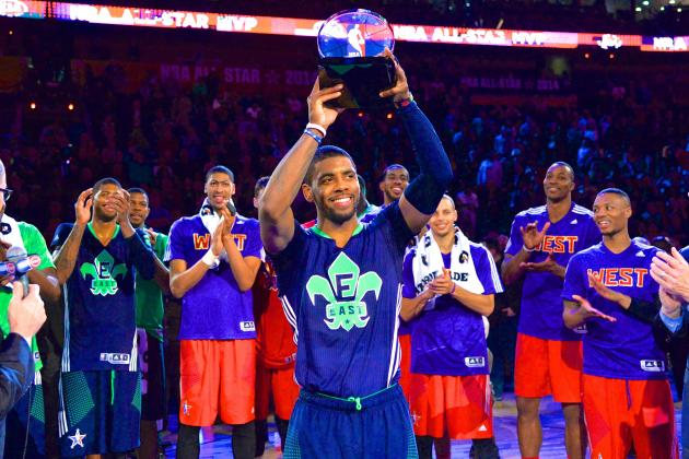 Will 2014 NBA All-Star Game MVP Bring out Best or Worst in Kyrie Irving?