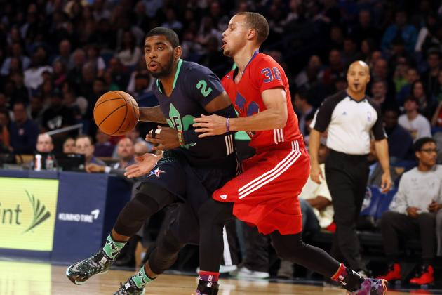 With Record 3s and Few Center Contributions, 2014 All-Star Game Shows New NBA