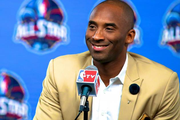 Kobe Bryant's NBA Mount Rushmore Leaves Room for Only One LA Laker