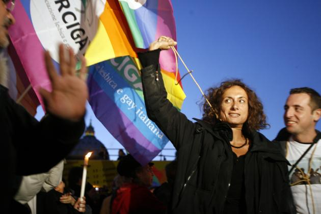 Olympic Police Reportedly Briefly Detained Italian Gay Rights Activist in Sochi