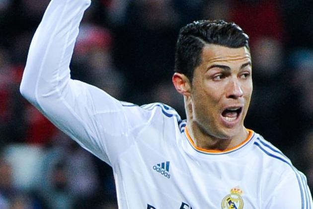 Cristiano Ronaldo to MLS and David Beckham's Miami Rumour Seems Unlikely
