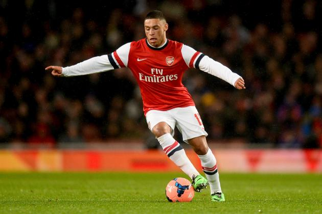 Alex Oxlade-Chamberlain Can Be Decisive in Arsenal's Trophy Push