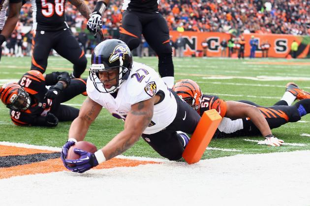 Baltimore Ravens Should Restructure Ray Rice's Contract  Before Free Agency