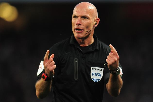 Howard Webb's £4k After-Dinner Speaking Gigs Distracting, Says Ex-Referee