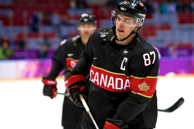 Olympic Hockey 2014: Is Sidney Crosby Becoming a Problem for Team Canada?