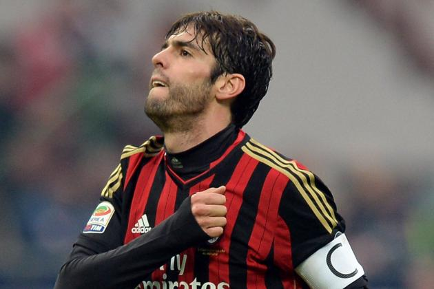 Kaka's Twitter Takeover with AC Milan on #AskKaka Gets Really Bland