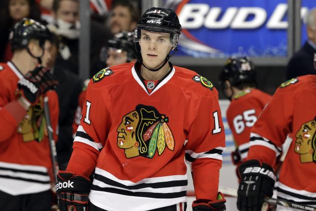 Chicago Blackhawks: Jeremy Morin Heats Up in Rockford, Can He Help the 'Hawks?