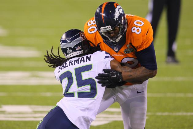Broncos roster breakdown: Tight ends