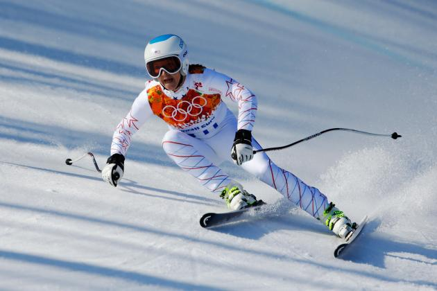 Julia Mancuso Fails to Medal in Women's Giant Slalom at Sochi 2014 Olympics