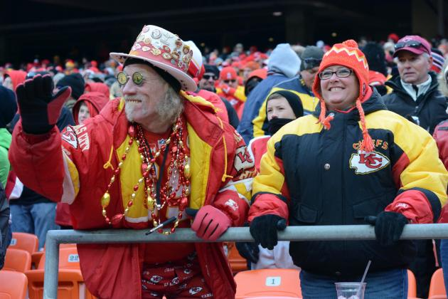 The Kansas City Chiefs Should Host Prime Time Games in 2014