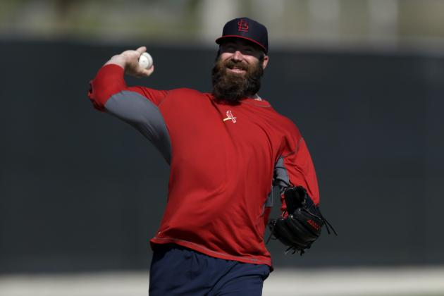 Motte Takes the Mound to Test-Drive Elbow