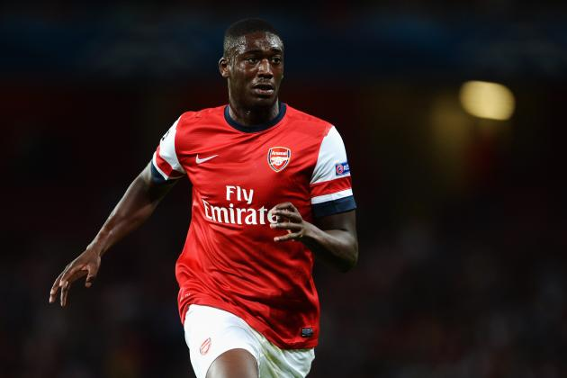 Scouting Report: Can Arsenal's Yaya Sanogo Be Olivier Giroud's Replacement?