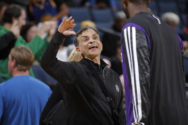 Sacramento Kings Owner: Previous Management Advised Trading DeMarcus Cousins