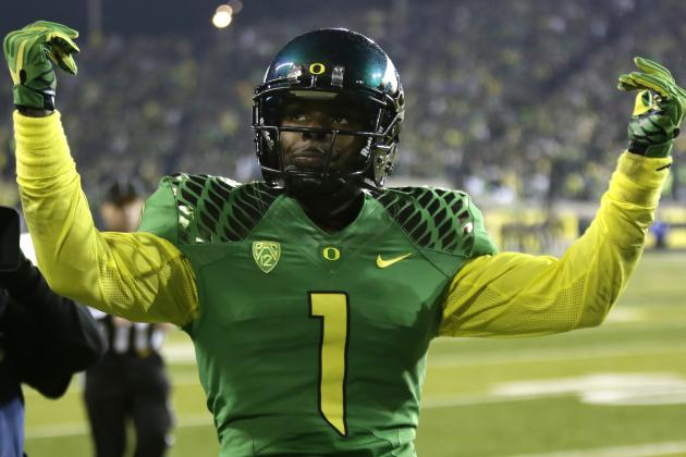 Josh Huff NFL Draft 2014: Highlights, Scouting Report for Philadelphia Eagles WR