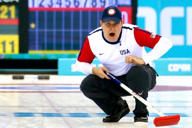 Future of US Olympic Curling at Serious Crossroad After Disastrous Sochi Result